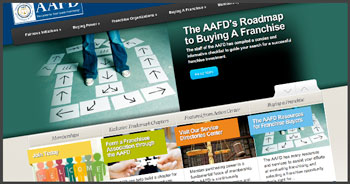 New AAFD Website