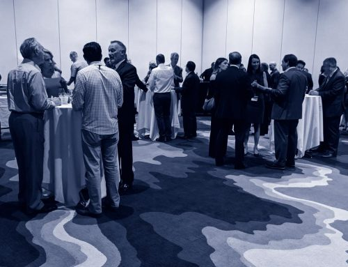 EXCELLENT NETWORKING OPPORTUNITIES