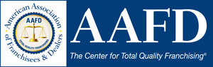 AAFD | American Association of Franchisees & Dealers Logo